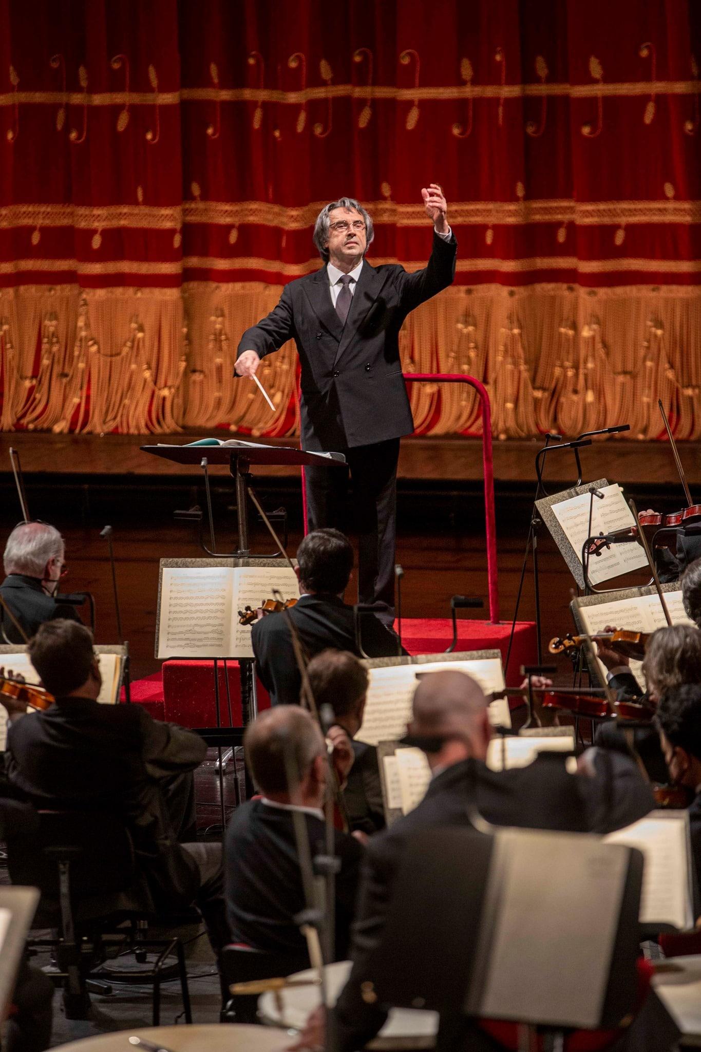 Riccardo Muti prepares to lay siege to La Scala