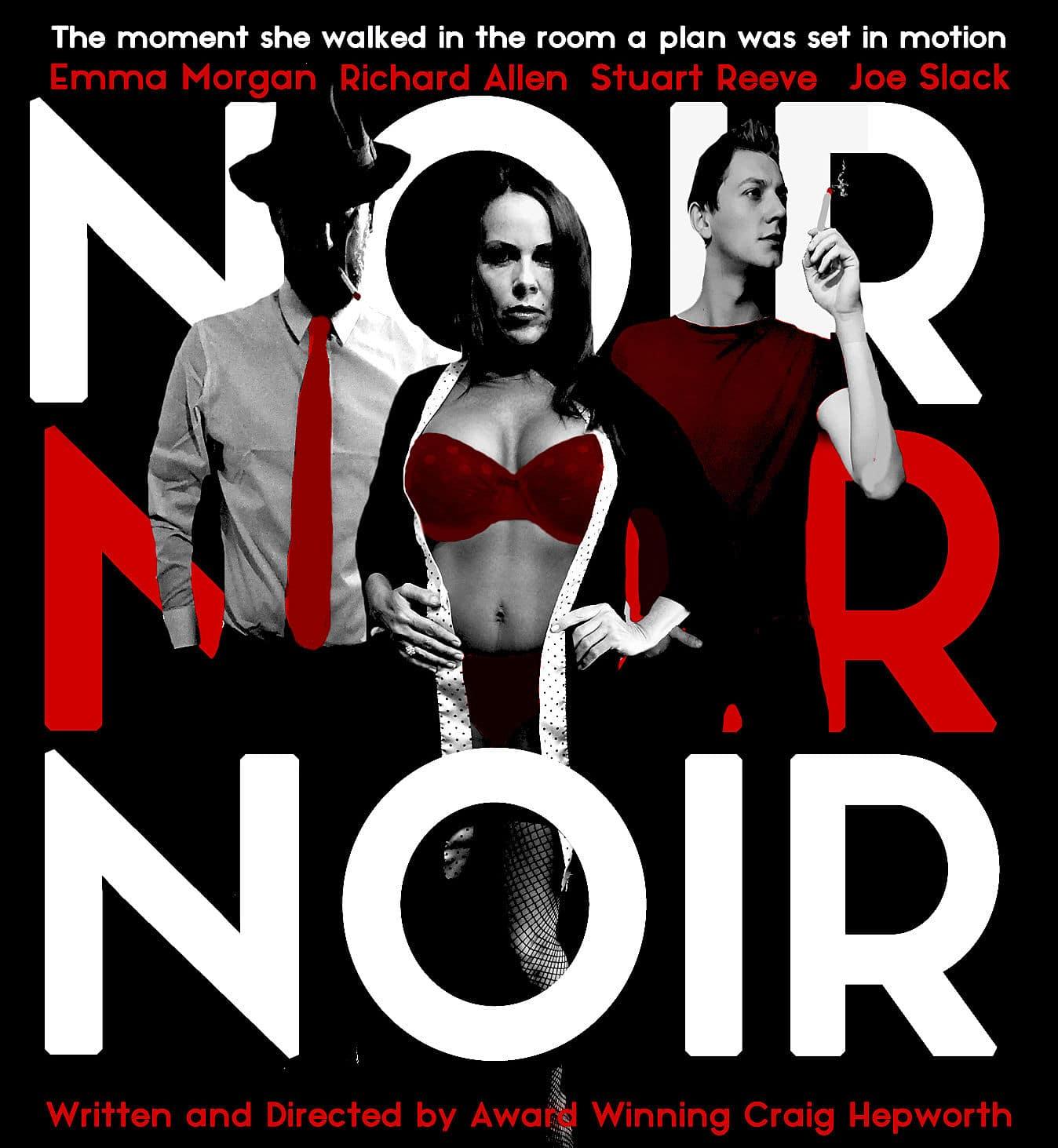 Ruth Leon recommends… Noir – Vertigo Theatre Productions