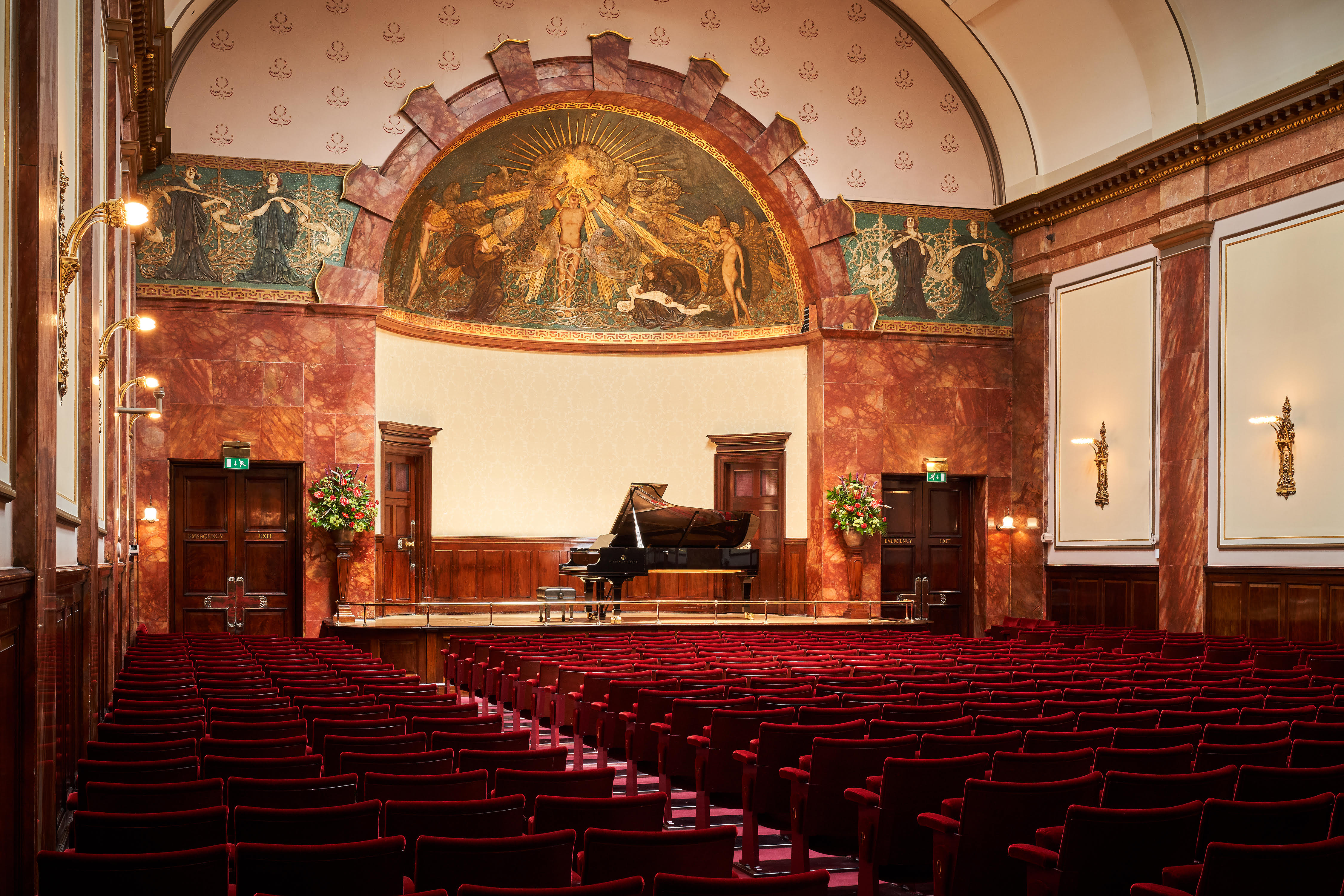 Concerts at Wigmore Hall in November and December are now on sale
