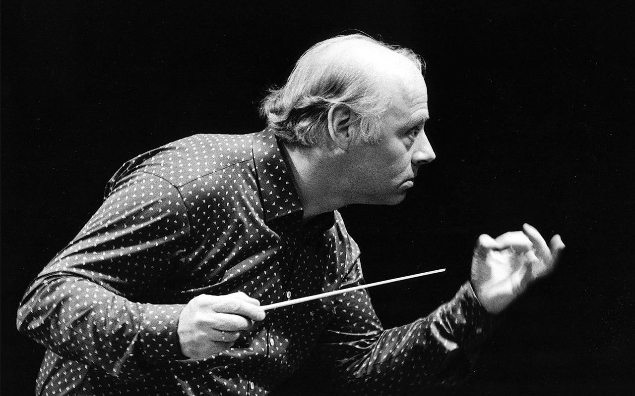 Concertgebouw plans discreet Haitink tribute