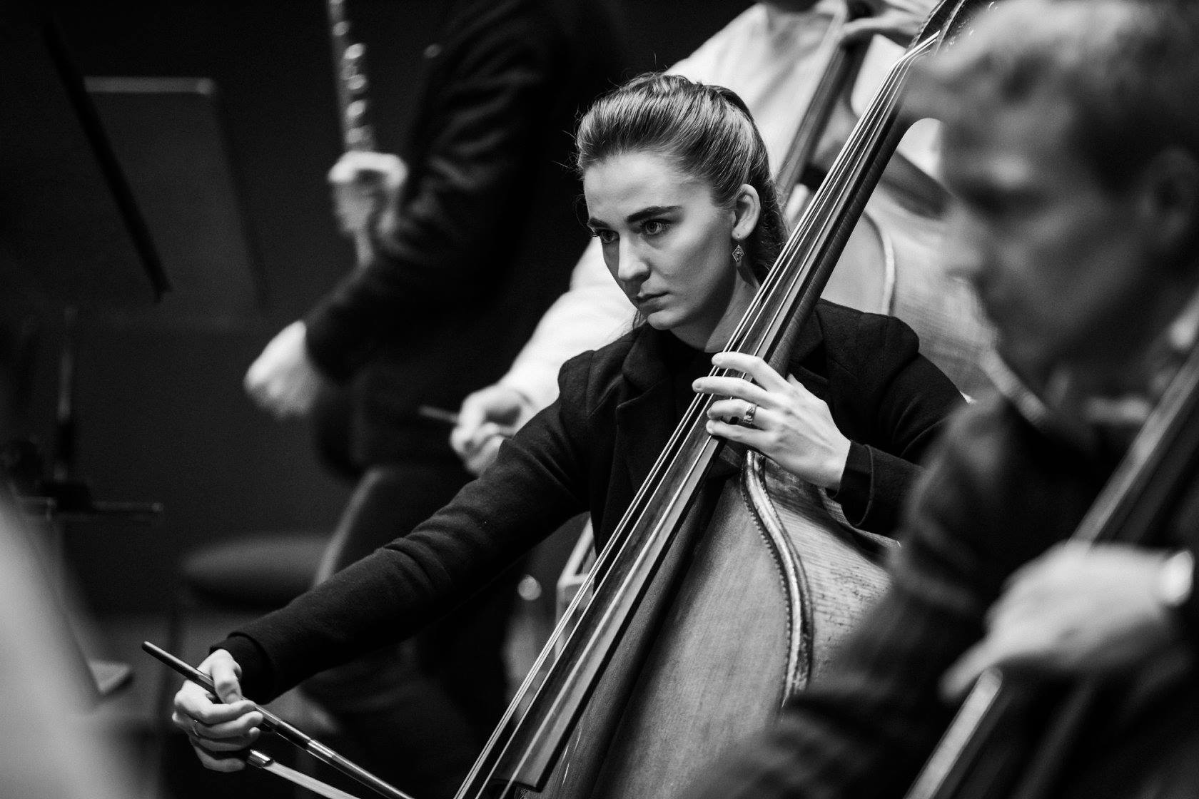 Vienna Philharmonic lets a woman into its double-basses